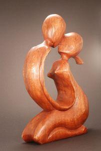 rzeźba współczena